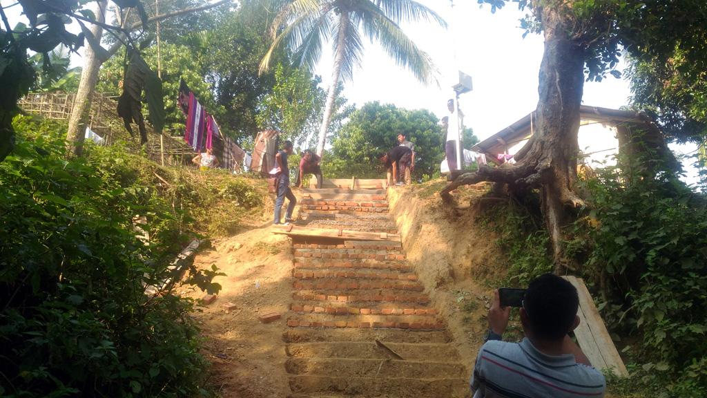 MGNREGA Implementation in South West Garo Hills District-11