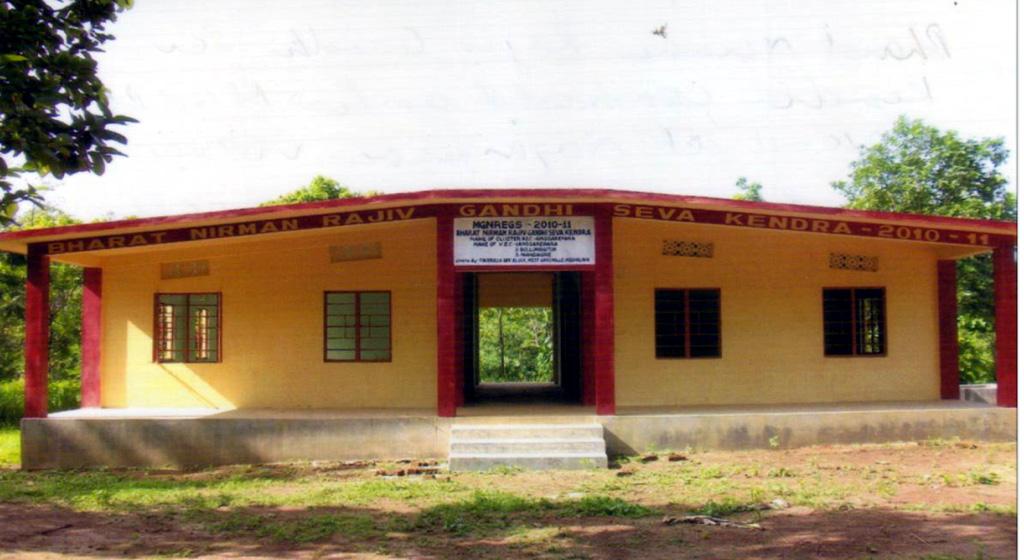 Bharat Nirman Rajiv Gandhi Seva Kendra