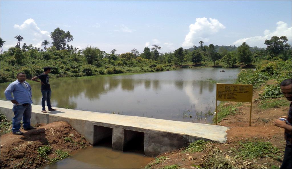 North Garo Hills District