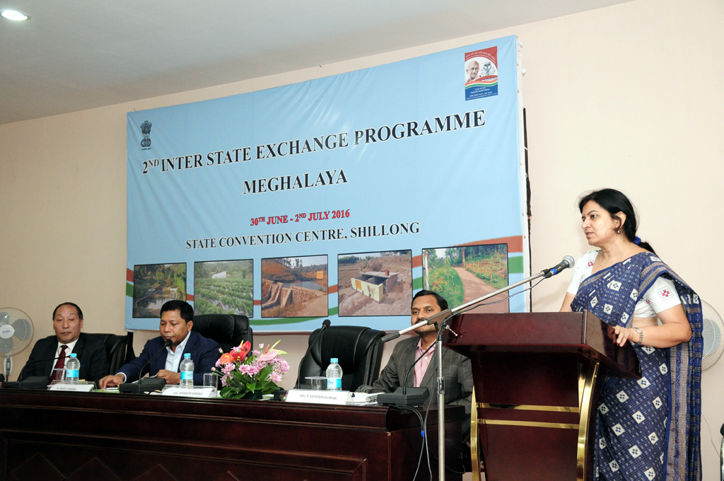Inter State Exchange Programme