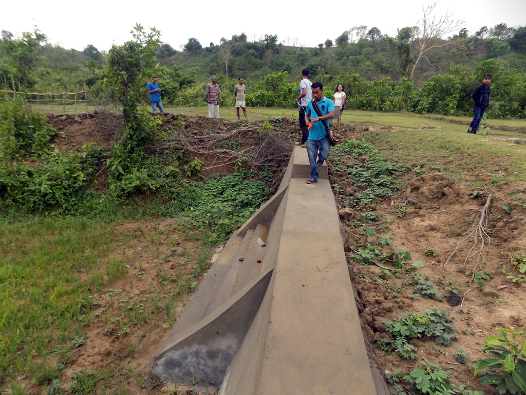 MGNREGA Implementation in South West Garo Hills District-2