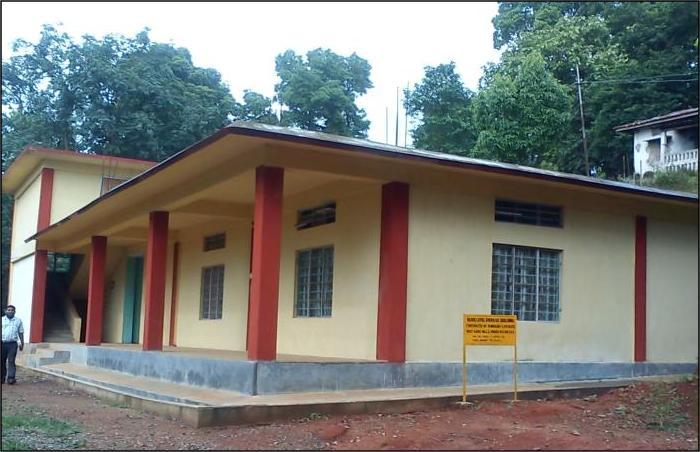 BNRGSK Building in Rongram CnRD Block