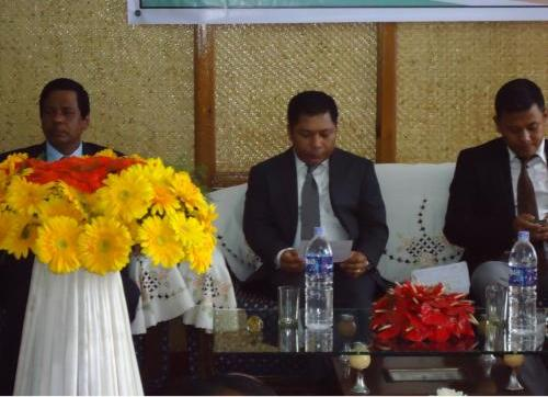 Inauguration of State Rural Employment Society 3