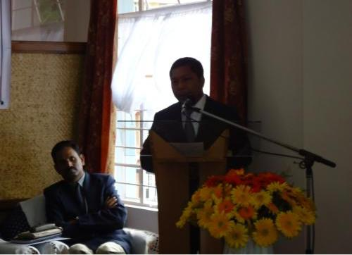 Inauguration of State Rural Employment Society 6