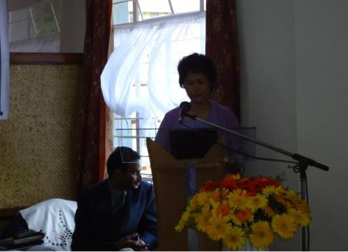 Inauguration of State Rural Employment Society 8